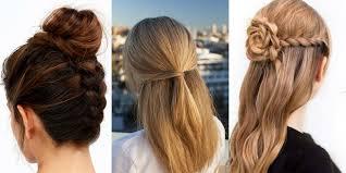 diy hairstyles in 5 minutes 5 minute hair bun fashion hair diy hairdo updo hairstyle bun simple