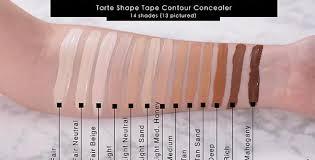 light sand tarte concealer tarte shape tape concealer in light sand bnib muabs buy and