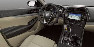 new nissan maxima interior design