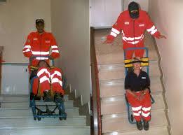 sedie per disabili per scendere scale sedia portantina per scale id礬es de design d int礬rieur