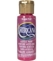 acrylic paint u2013 americana acrylic paints joann