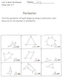 concord grade 3 math enrichment home links