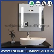 luxury hotel new model bathroom led mirrors dubai bathroom mirror