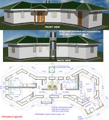 Home Plans by Ugandan House Plans And Pictures Arts