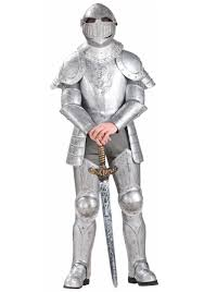 Medieval Halloween Costumes Medieval Knight Costume