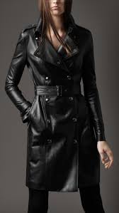 leather apparel best 25 leather trench coat ideas on pinterest london burberry