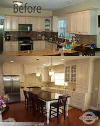 Kitchen Remodel Before After by 28 Best Before U0026 After Home Remodeling Transformations Images On