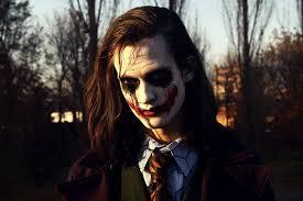 Heath Ledger Joker Halloween Costume Heath Ledger Joker Cosplay Fedesenzavolto Fedesenzavolto