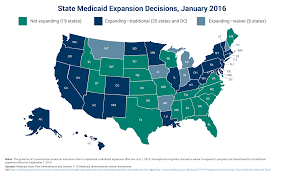Washington Dc State Map by Report To Congress On Medicaid And Chip