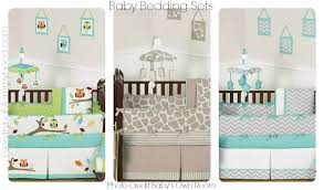 Boy Owl Crib Bedding Sets Boy Nursery Bedding Thenurseries