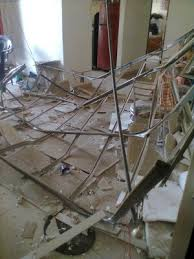 Drop Ceiling Installation by Consequences Of Improper Steel Stud Drop Ceiling Installation