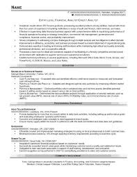 Sample Federal Budget Analyst Resume by Entry Level Resume Samples Resume Prime