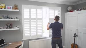 choosing the right frame for your window shutters youtube