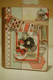 tutorial scrapbook card 67 best scrapbooking button farm images on pinterest mini albums