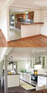 cheap kitchen remodel ideas before and after best 25 galley kitchen remodel ideas on galley