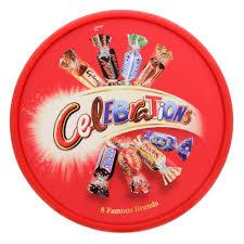 buy celebration chocolates mix 750 gm online in uae dubai qatar