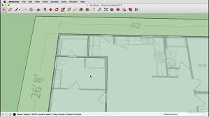 How To Sketch A Floor Plan Draw From A Floor Plan On A Mac