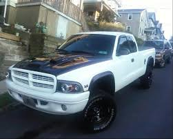 Dodge Dakota Trucks 2013 - 1999 dodge dakota information and photos zombiedrive