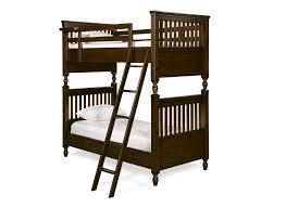 universal paula deen guys twin bunk bed in molasses 2391530 code