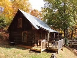 cabin porch abbott 2 bedroom cabin