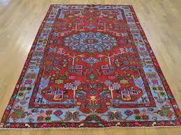 Traditional Persian Rug by 5 U0027 X 8 U0027 Full Pile Persian Nahavand 100 Wool Hand Knotted Oriental