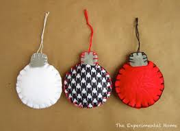 diy felt ornaments plus 5 other sewn gifts you can make