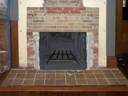 Fireplace Refacing Kits by Open Masonry Fireplaces American Chimney U0026 Fireplace