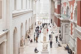Met Museum Map The Metropolitan Museum Of Art Fifth Avenue New York