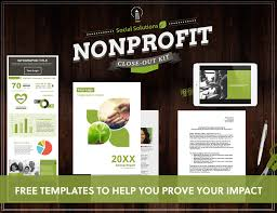 nonprofit annual report template strong likeness templates best