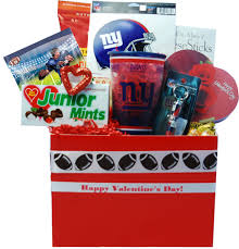 nyc gift baskets the new york giants valentines day gift basket throughout new york