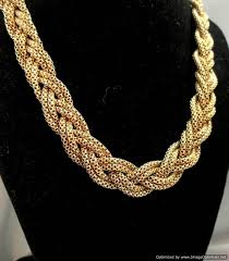 gold braided rope necklace images What are braided rope chains usa directory cuban link chain dealers jpg