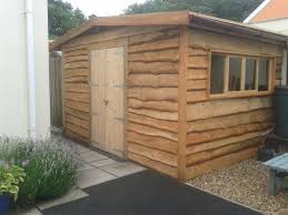 image result for off cuts wood cladding external she shed
