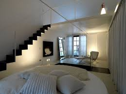 house plan with loft bedroom