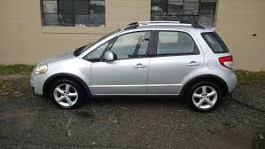 2009 suzuki sx4 4 hatch back wheel drive automobile harmony
