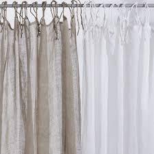 White Linen Shower Curtain Lofty Beige Linen Curtains 25 Best Ideas About Linen On Pinterest