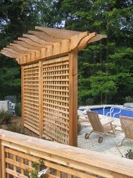 trellis designs for patios home design ideas