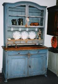 Kitchen Furniture Hutch Antique Swedish Gustavian Kitchen Hutch