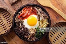 koreanische küche koreanische küche stock fotos und bilder getty images