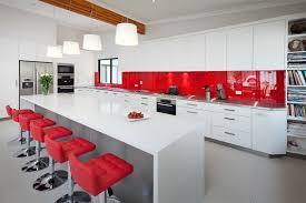 cuisine en blanc cuisine blanche laquée 99 exemples modernes et élégants
