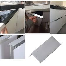 modern kitchen cabinet hardware 1pc invisible modern kitchen cabinet handles simple aluminum alloy kitchen cupboards handles pull door handler seal drawer knob