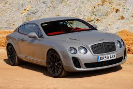 grey bentley 2012 bentley continental supersports information and photos