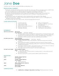 Customer Service Resume Sample Skills by Professional Life Coach Templates To Showcase Your Talent