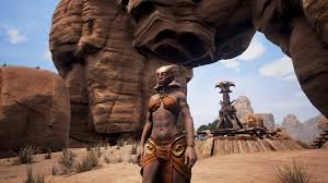 conan exiles how to colour your armour using the dye system
