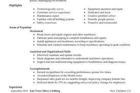 Sample Diesel Mechanic Resume by Entry Level Diesel Mechanic Resume Reentrycorps