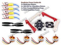 Diy Kit by Quadcopter Combo Diy Kit Rki 2358 Rs 5 100 Robokits India