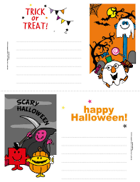 Printable Halloween Cards by How To Craft Halloween Hellokids Com