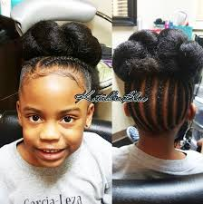 100 natural hairstyles for kids mini braids for kids