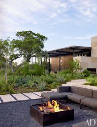 Modern Fire Pits by Garden Design Garden Design With Fire Pit Ideas On Pinterest Fire