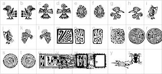 mexican ornaments comic fonts serif fonts fonts for