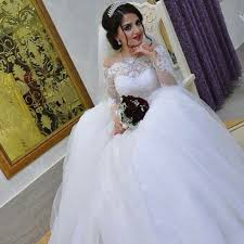wedding dresses the shoulder sleeves said mhamad wedding dresses the shoulder wedding dress lace